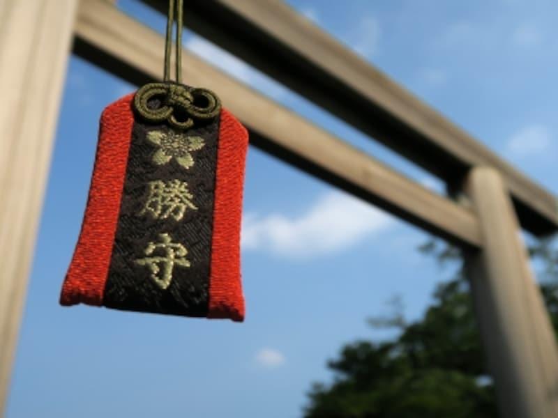 鮫島社長が部下の三浦家康(小瀧望)に「だったら絶対勝て」と言って渡した「勝守」は、野毛エリアにある伊勢山皇大神宮で授与(1000円)いただけます(2016年8月13日)