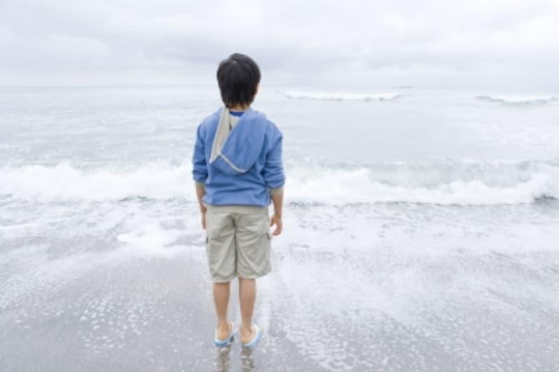 性被害を受けた男の子は、女の子とはまた違った苦しみを抱えます