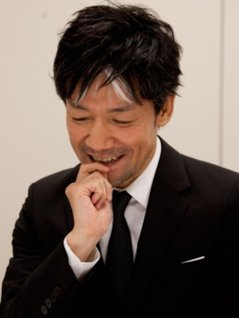 静かに、でも熱く、言葉を選ぶ永井監督