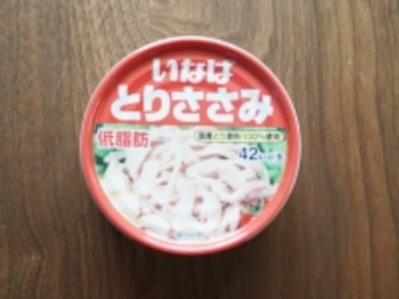とりささみ缶詰