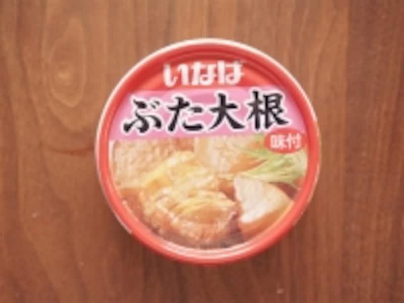 ぶた大根缶詰
