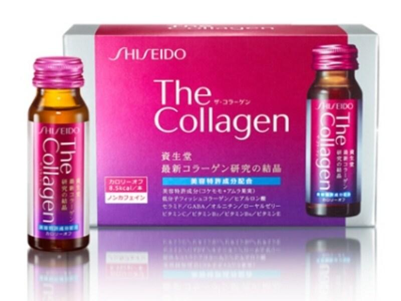 アムラ果実とコケモモ以外にも、うれしい美容成分が配合されている「TheCollagen(ザ・コラーゲン)」
