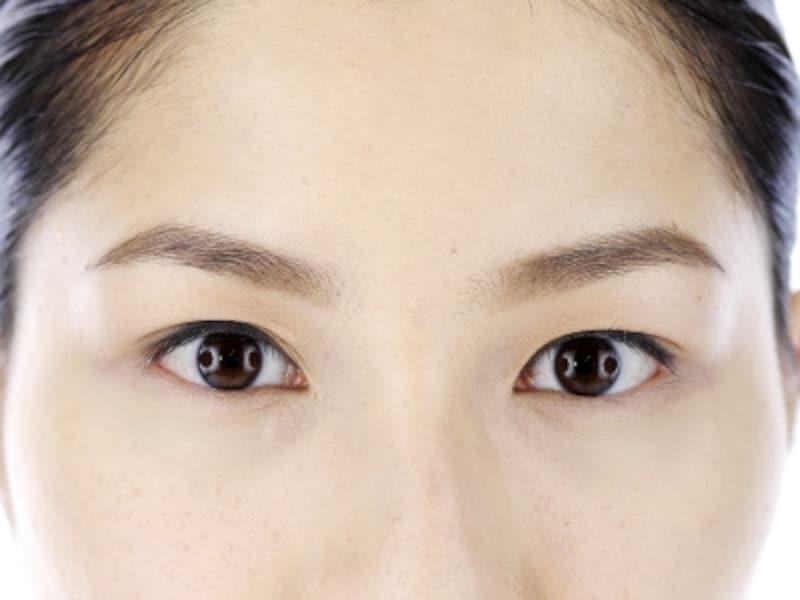 黒目を大きく見せる方法