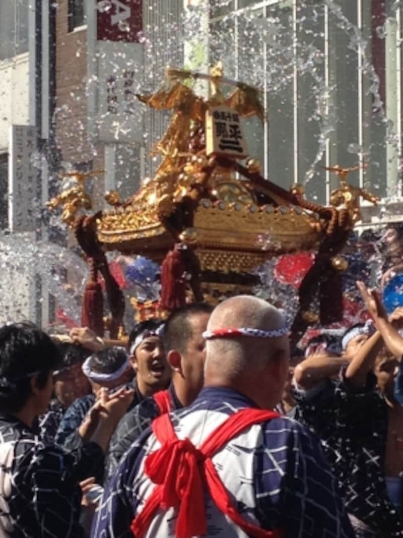 深川祭undefined写真提供:(公財)東京観光財団