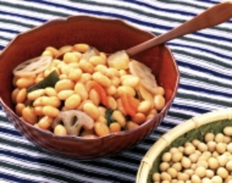 栄養,健康,ヘルスケア,豆,国際豆年,イソフラボン,大豆,あずき,いんげんねれんずまめ,ひよこ豆,生活習慣病,