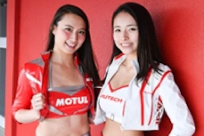 MOTULCircuitLady&AUTECHRaceQueen