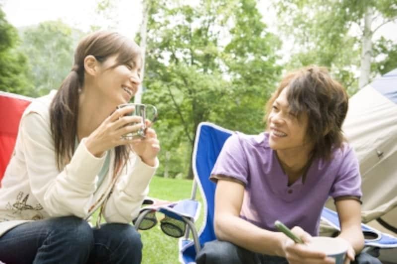話しかけやすい人は、大切な友達に紹介したい人でもあります。