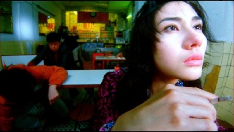 『天使の涙』では茶餐店や飲茶屋など香港ならではのレストランが登場するのも魅力。(C)1999,2008Block2PicturesInc.AllRightsReserved.