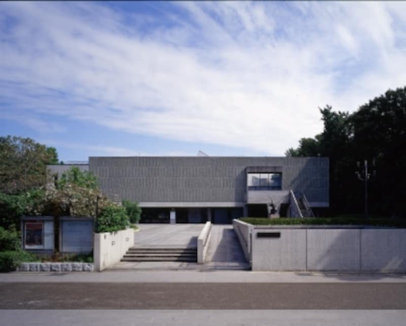 国立西洋美術館undefined外観正面