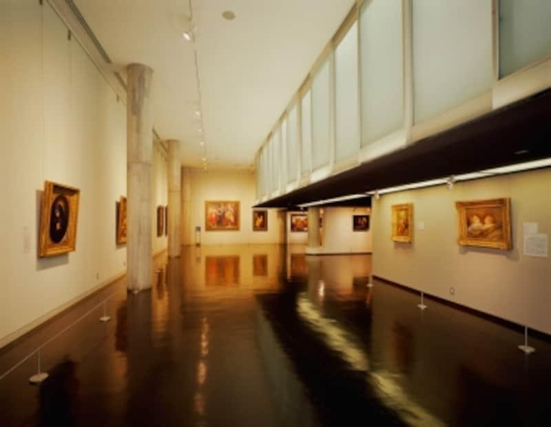 国立西洋美術館undefined本館展示室
