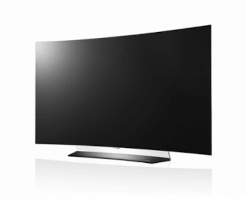 OLED方式の大画面テレビ55C6P