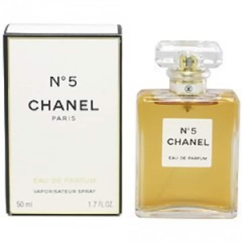 シャネルNo.5 EDP・SP 50ml/画像:amazon
