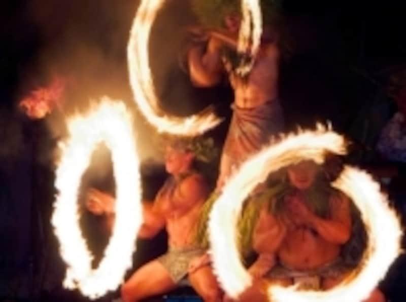 グアムファイヤーダンス