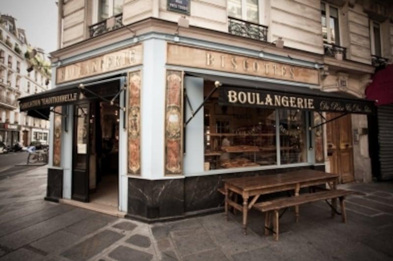 パリの「デュ・パン・エ・デジデ」