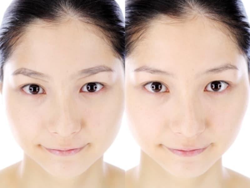 眉山・眉尻・眉頭の位置は?眉のガイドラインの決め方
