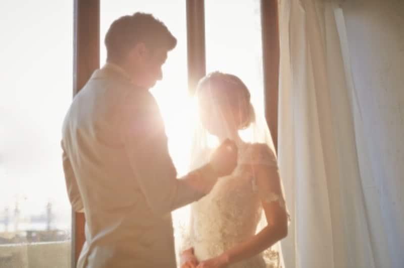 あなたに、本当のパートナーと結婚する幸せを!