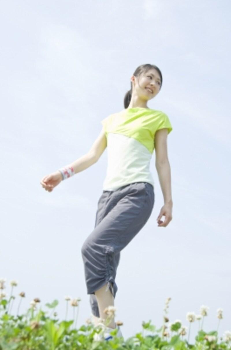 運動でダイエットのストレスを解消