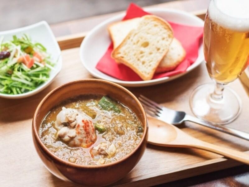 ガンボとはフランス移民の家庭料理スープのこと