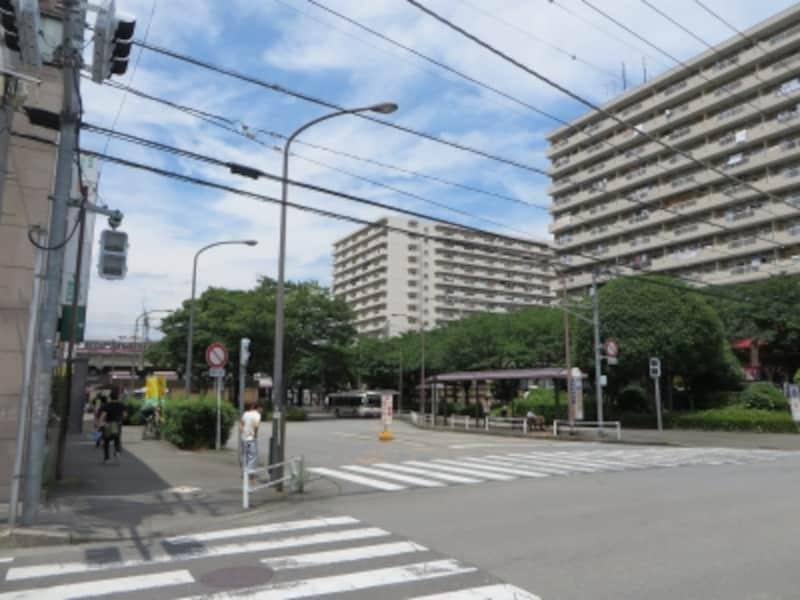 京王高尾駅