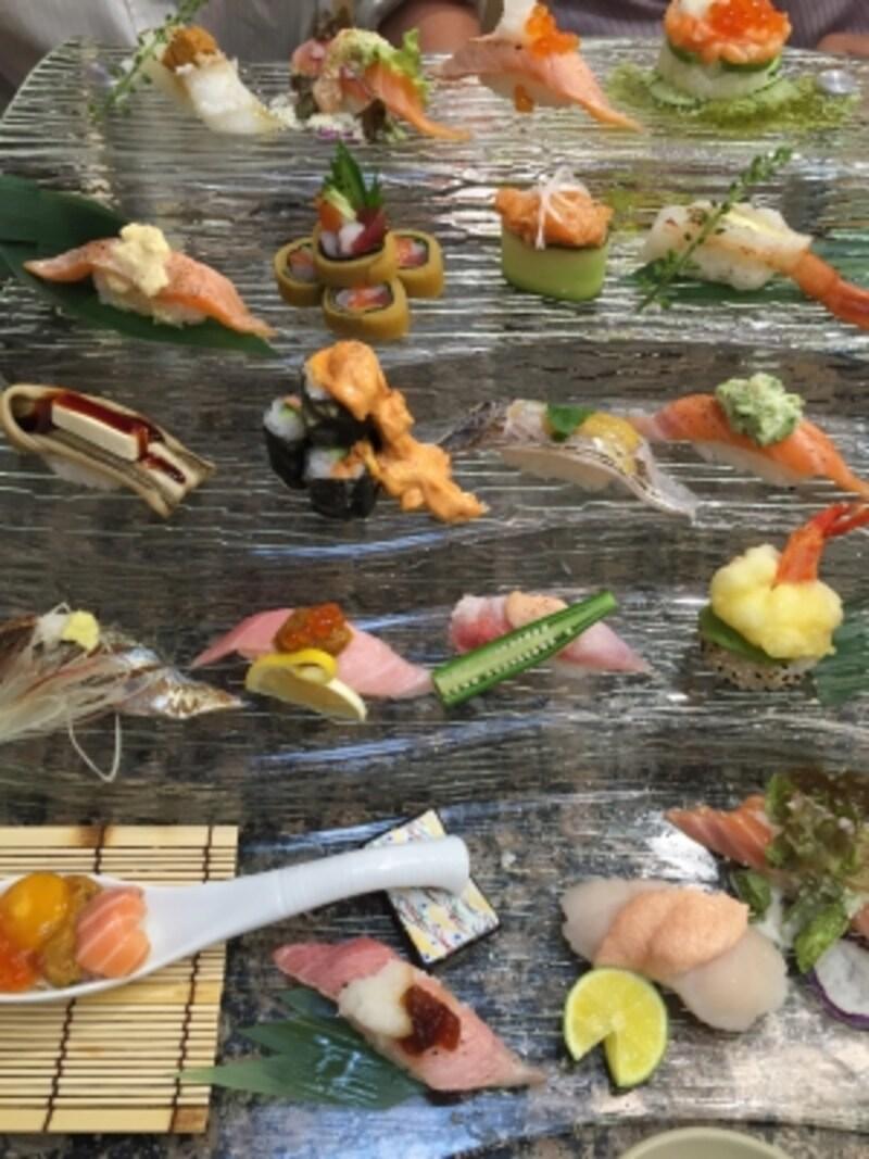 グローバル寿司チャレンジ