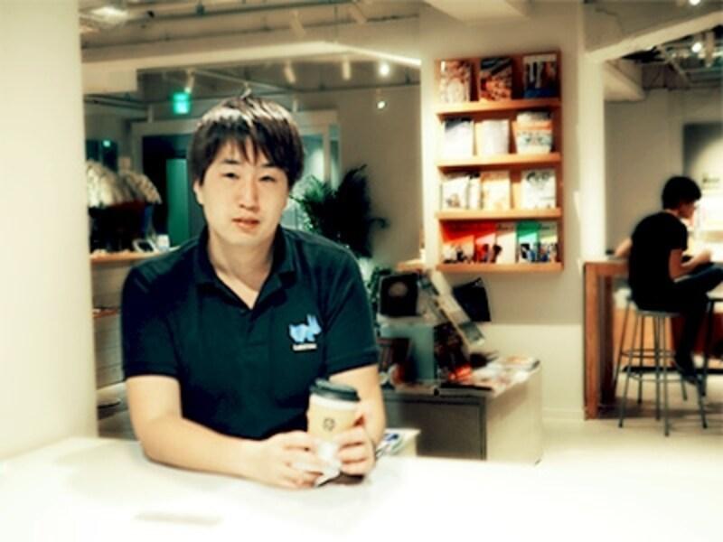 Labit代表取締役、鶴田浩之さん