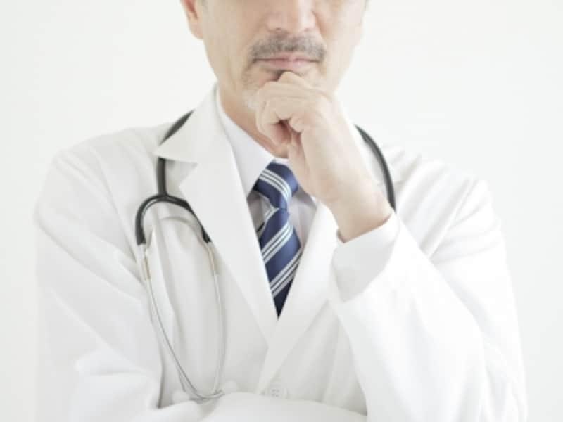 考える医師