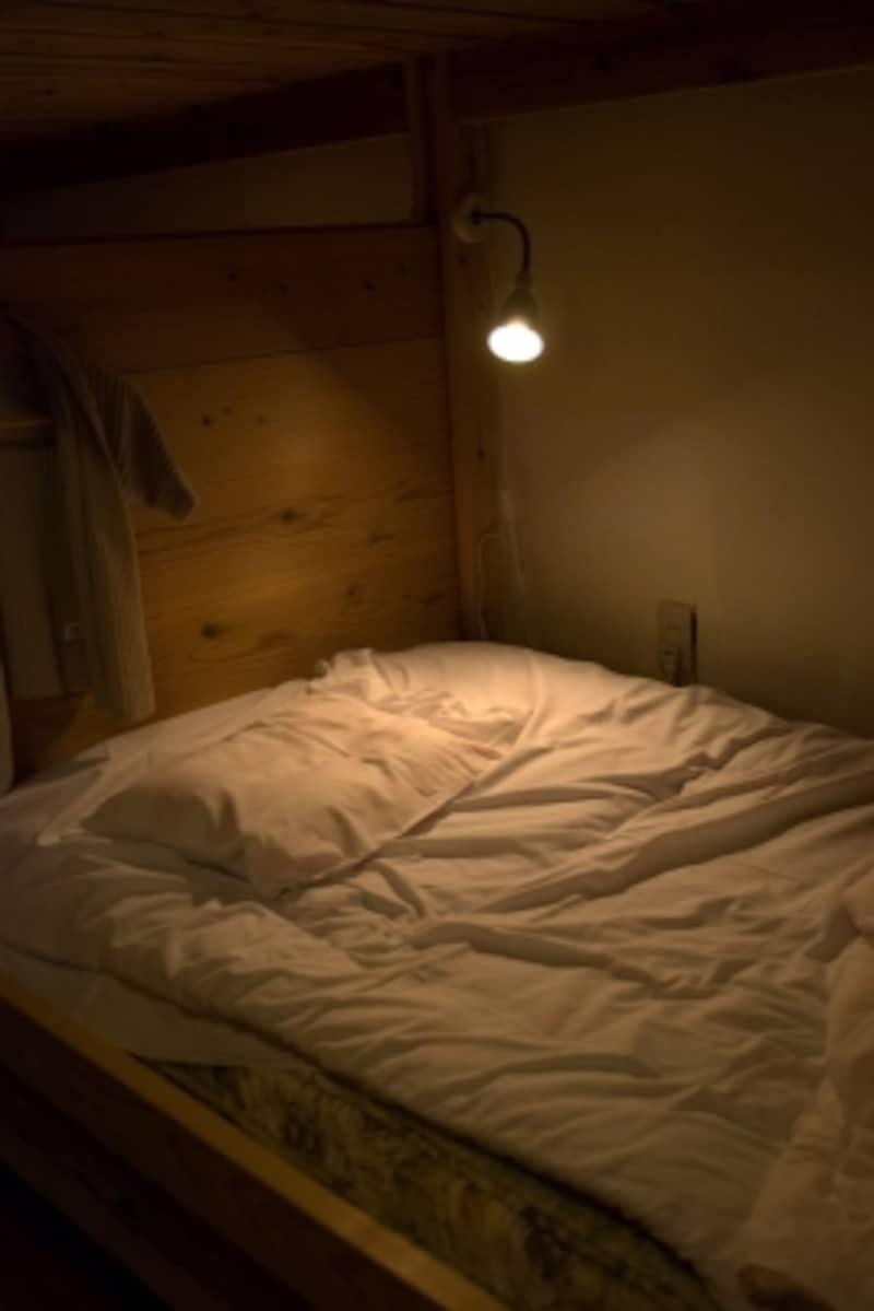 「うちは布団じゃないから」と侮るなかれ。ベッドのカビの始末の面倒臭さは布団の比ではありません。ホンモノのズボラ人はベッドは避けましょう