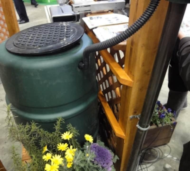 節水方法・雨水タンク