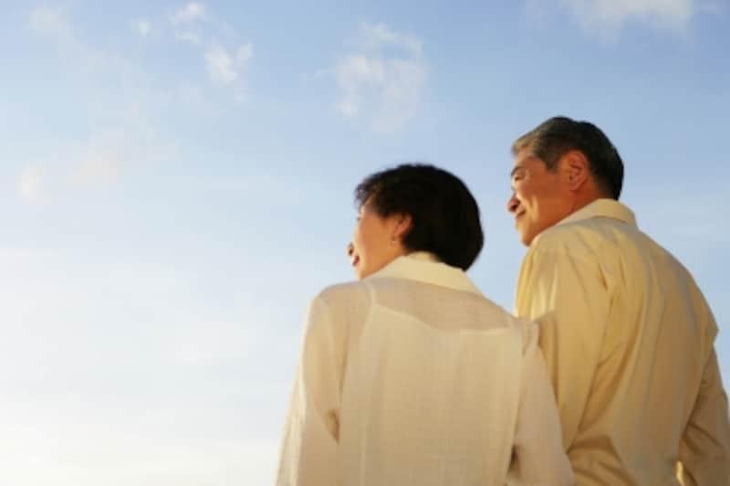 増えるシニア婚活