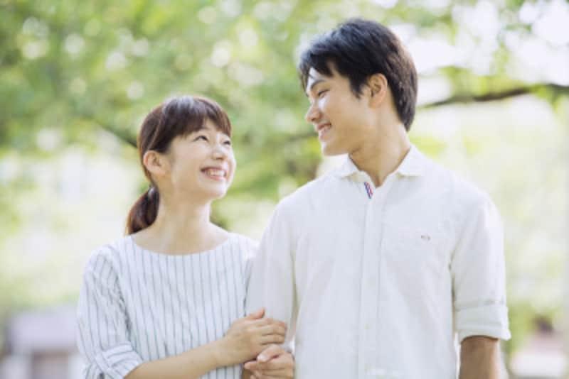 長い結婚生活を一緒に歩んでいける人を探しましょう