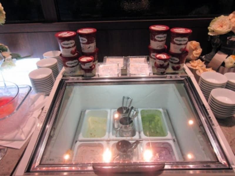 ナイト&デイハーゲンダッツアイスクリーム