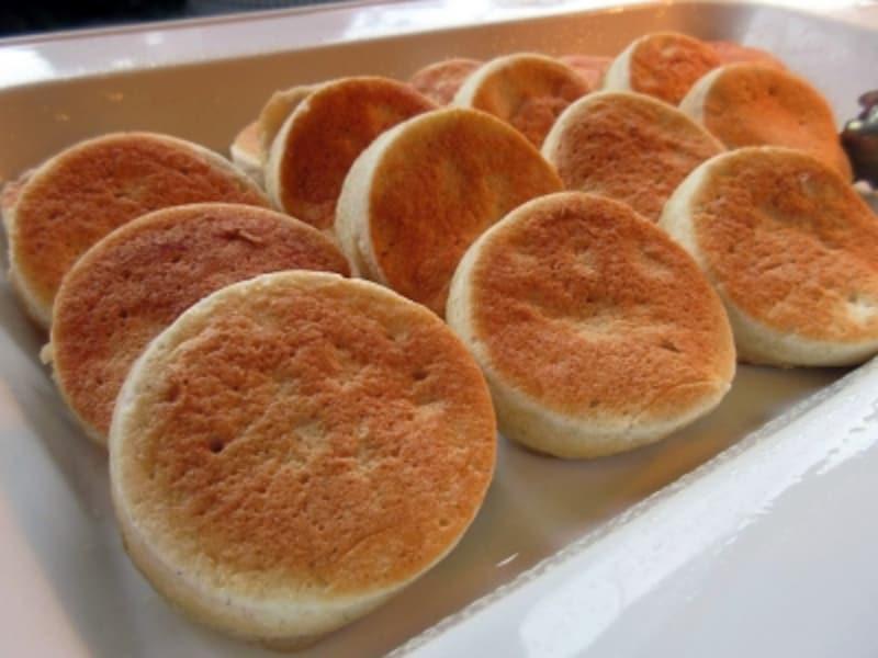 SATSUKIニューオータニ特製パンケーキ