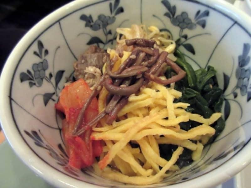 SATSUKISATSUKI特製冷麺