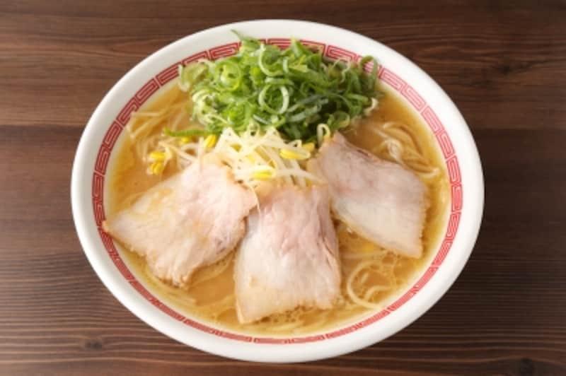 【日替りご当地】広島豚骨中華そば