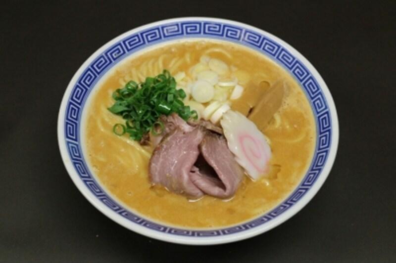 【コラボ】越後味噌中華ソバ~雪国新潟米麹の香り~(W味噌COMBO)