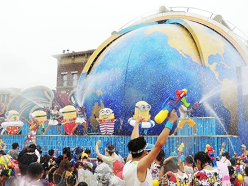 ウォーター・RE-BOOOOOOOON・パーティ