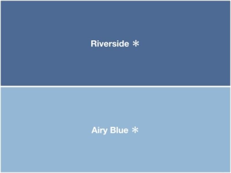 リバーサイドとエアリー・ブルー