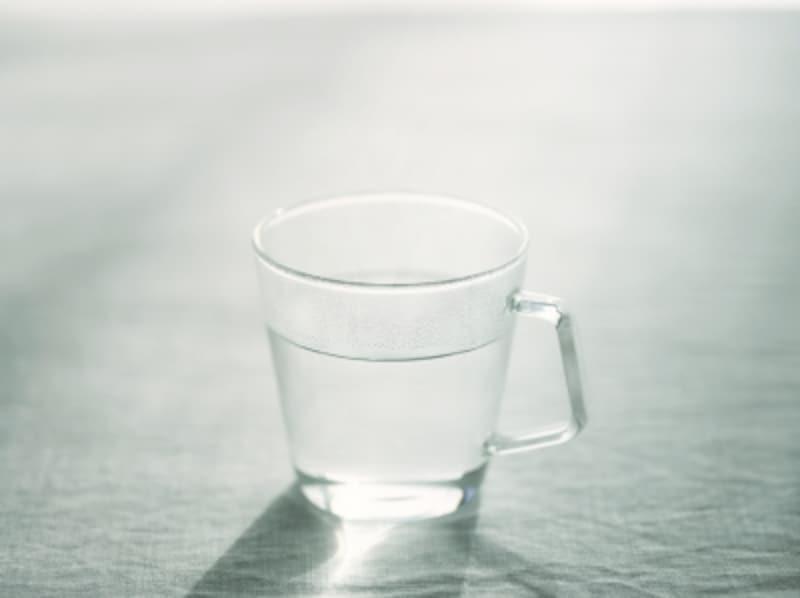 白湯は美容・健康に効果ありと話題