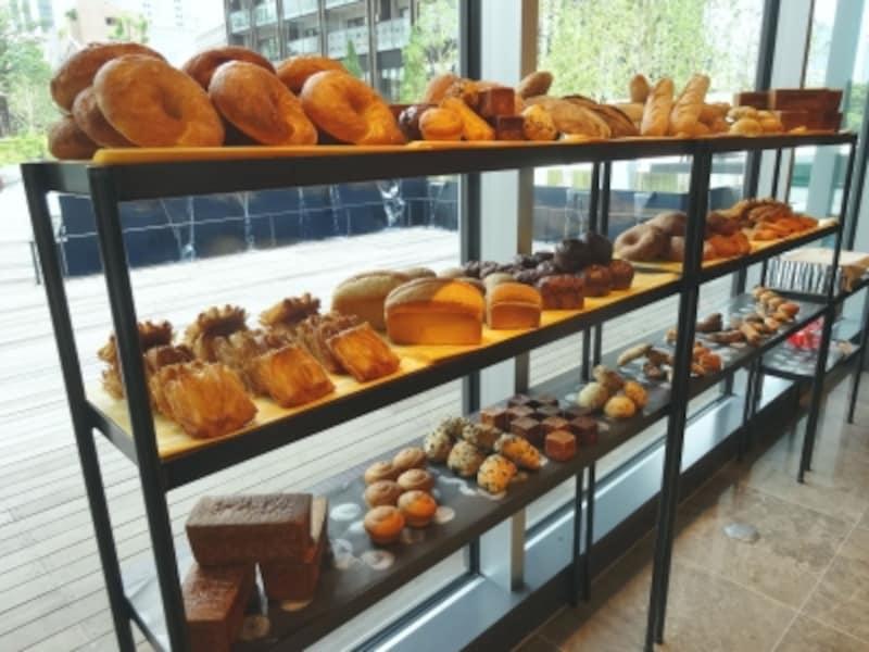 「ラ・プレシューズ紀尾井町店」で買える「デュヌ・ラルテ」のパン