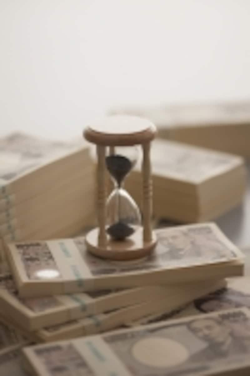 貯める時間があまりなく、お金が足りるか心配