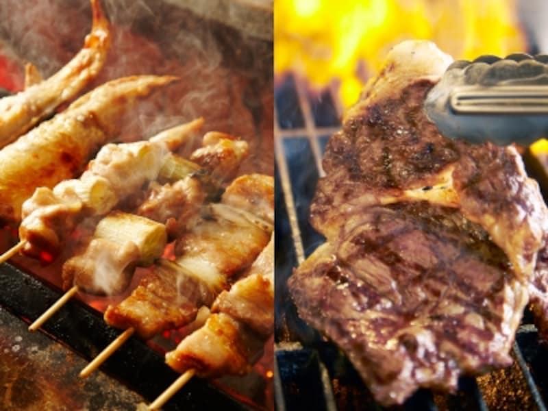 鶏肉と牛肉、ダイエット向きなのは?