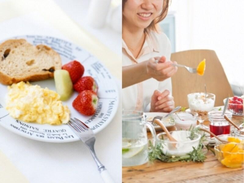 食前と食後、ダイエット向きなのは?
