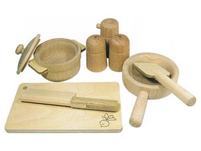 木遊舎/おままごとお料理セット(6500円)