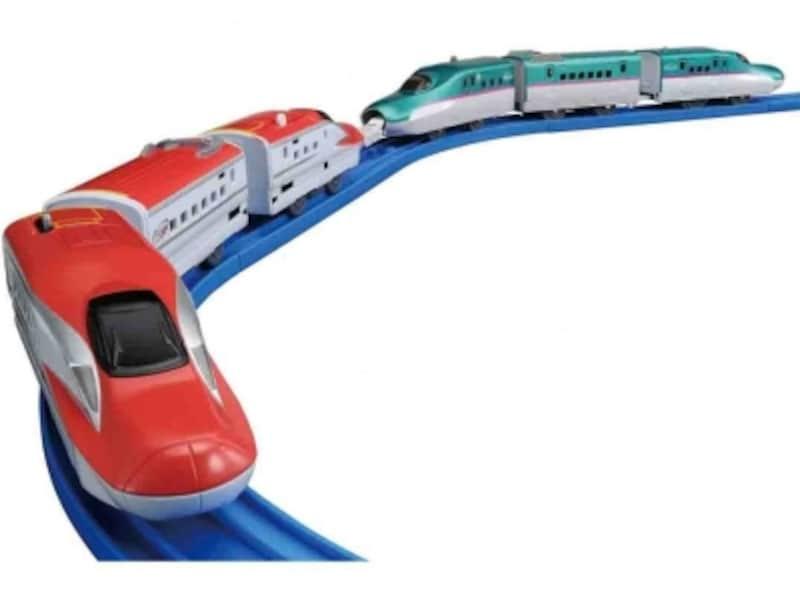 タカラトミー/プラレールE5系新幹線&E6系新幹線連結セット(4752円)