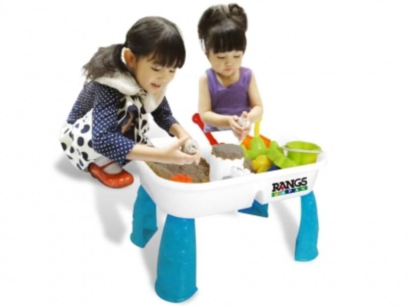 ラングスジャパン/キネティックサンドテーブル&キネティックサンド2個セット(7880円)