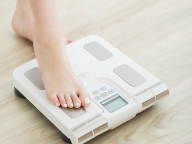 短期間で体重が減った、という意見があるのも事実。その理由は……?