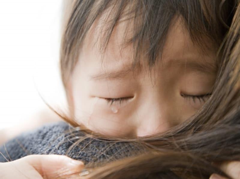 激しい癇癪を起した場合、どう対応する?