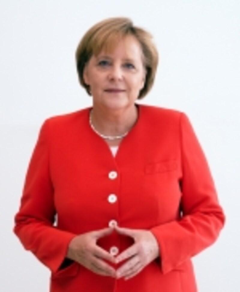 女性リーダーの代表undefinedドイツのメルケル首相(CopyrightArminLinnartz)