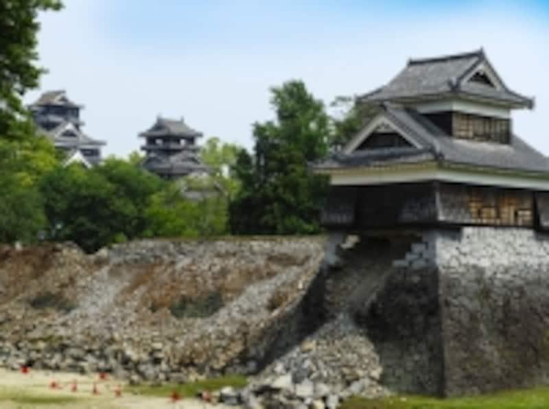 熊本城の大きな被害に衝撃を受けた人も多いはず