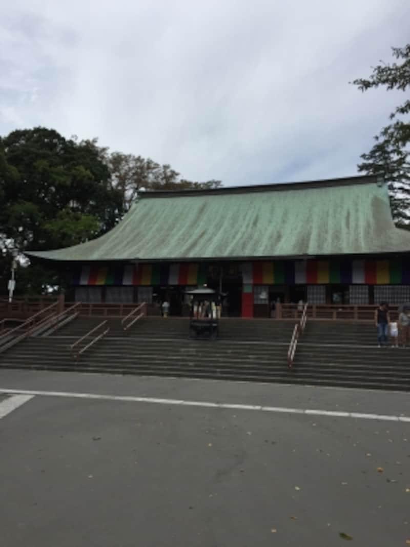 徳川家とゆかりの深い、名刹「喜多院」